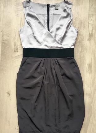 Платье h&m 36 eu(uk8)