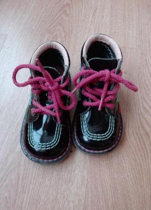 Ботинки#обувь детская#