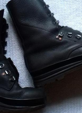 Швейцарские горные ботинки raichle