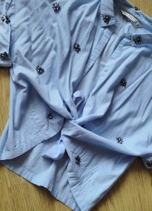 Zara collection. oversize. очень стильная рубашка.