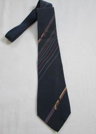A.testoni/шелковый итальянский галстук бренда люкс/оригинал