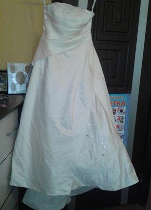 Свадебное платье альфред анджело