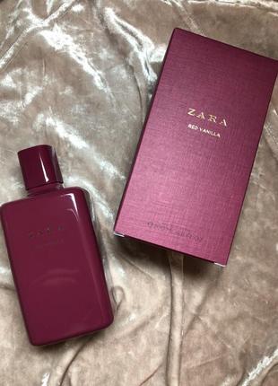 Zara red vanilla 200 ml