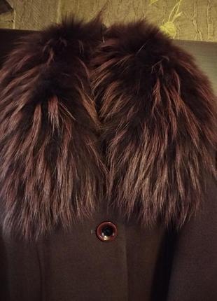 Пальто зимнее nui very