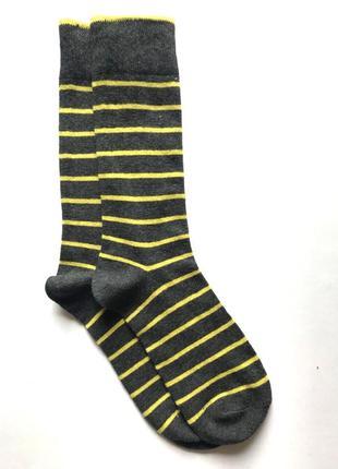 Мужские молодёжные коттоновые носки primark®, 39-43