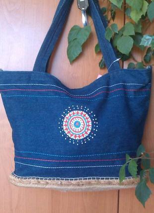 32b1e45ad40f Джинсовая сумка, цена - 80 грн, #1812135, купить по доступной цене ...