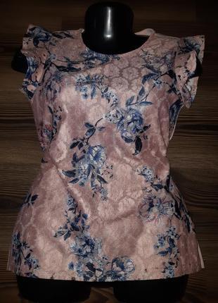 Кружевная блуза dorothy perkins pp 10