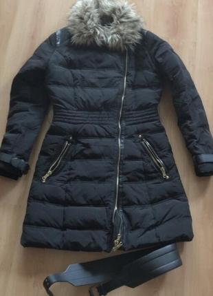 Куртка пальто зимняя