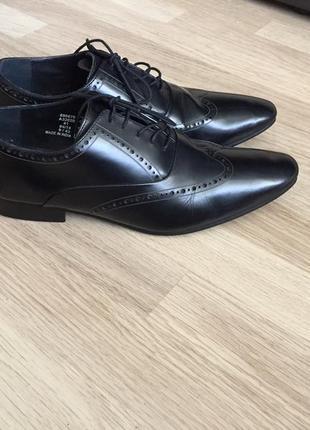 Туфли оксфорды кожаные next 43 размер
