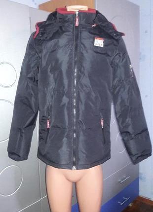 Мужская длинная куртка vision (оригинал!)