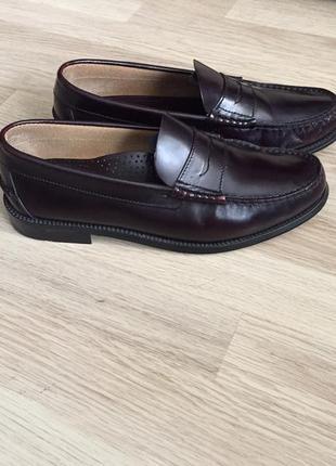 Туфли лоферы marks&spencer 43 размер