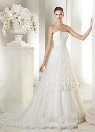 Свадебное платье san patrick, модель calais2 фото