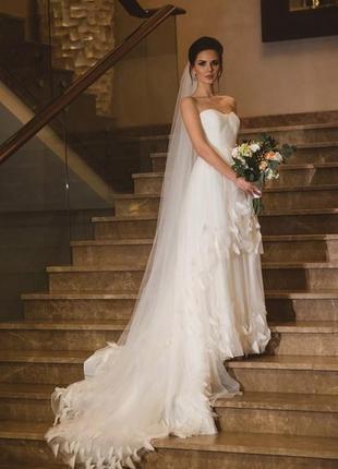 Свадебное платье san patrick, модель calais