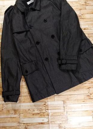 Мужская ветровка куртка пиджак topman xl