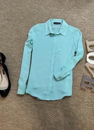 Красивая блуза atmosphere мятного цвета