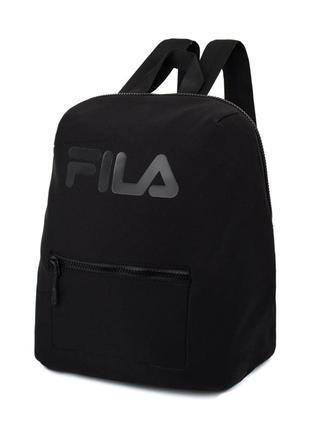 Рюкзак городской fila black