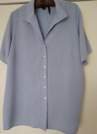 Распродажа!супер рубашка натуральная англия