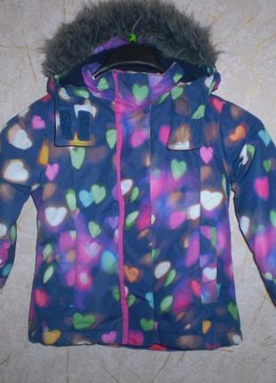 Демисезоннная куртка next 3-4 г. , 104 см