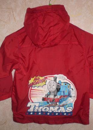 Ветровка куртка 3-4 г. 98 -104