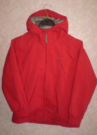 Куртка -ветровка quechua 10 лет 134-145