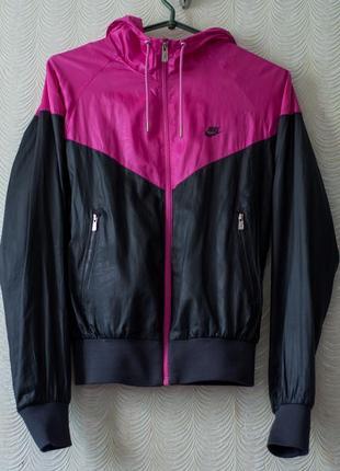 Ветровка куртка спортивная nike
