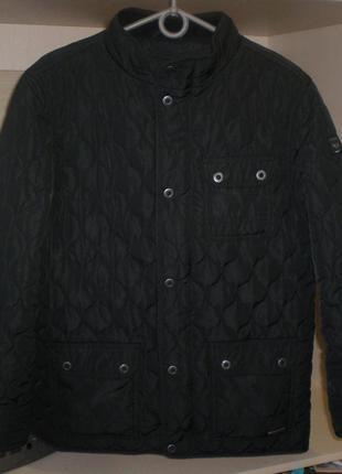 Демисезонная стеганая куртка firetrap 13 лет 158 см
