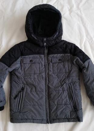 "Куртка курточка "" tu "" 5 - 6 лет, 110-116 см"