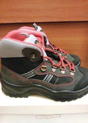 Итальянские  демисезонные ботинки gri sport.