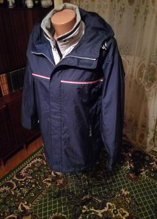 Куртка деми 2 в 1 итальянского бренда еllesse