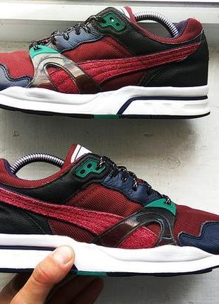 Продам спортивные кроссовки puma trinomic 41р