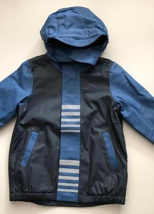 Куртка дождевик на мальчика tcm 98/104