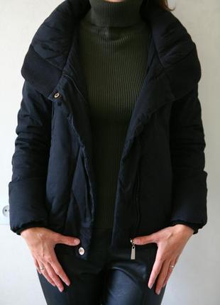 ... Женская куртка,куртка на осень,черная куртка,демисезонная куртка4 4b71377dd9c