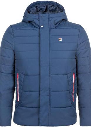 Классная куртка fila на мальчика 10-12 лет 146 см