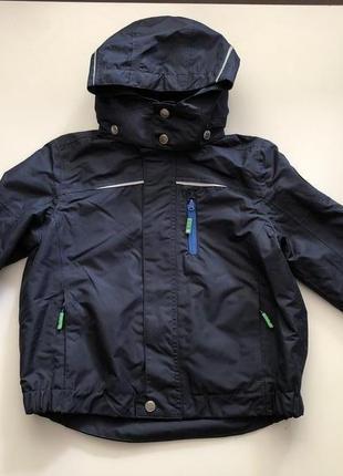 Тёплая куртка 3в1 tcm 110/116