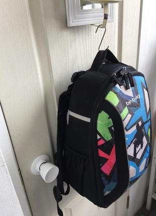 Эргономичный, прочный и легкий школьный рюкзак для средней школы herlitz be.bag airgo