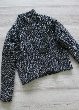 Шерстяной пиджак (жакет)