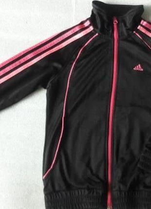 Фирменная спортивная кофта adidas
