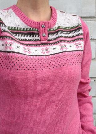 Northland очень теплый свитер