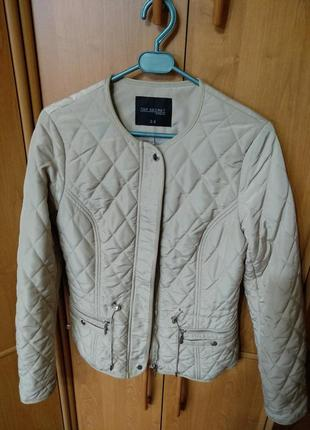 Стеганная деми курточка top secret