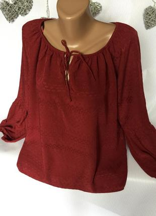 Шикарная блуза tu