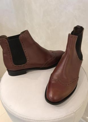 Стильные ботиночки  massimo dutti