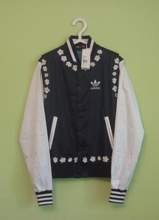 Adidas originals x pharrell williams daisy varsity jacket ao2998