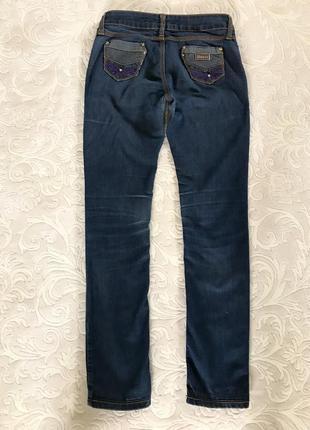 Суперские темно-синие джинсы от gucci2 фото