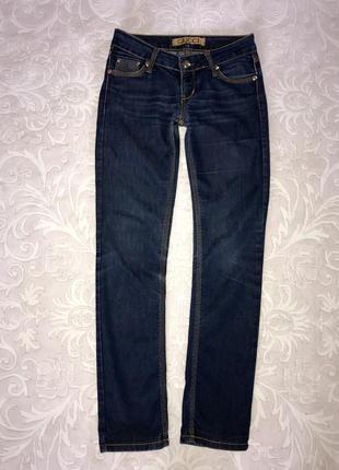 Суперские темно-синие джинсы от gucci1 фото