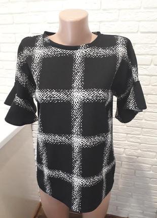 Стильная, актуальная кофта-блуза