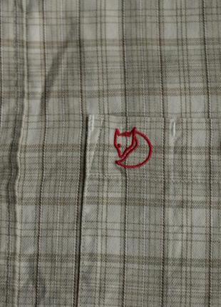 Мужская рубашка fjällräven gilford
