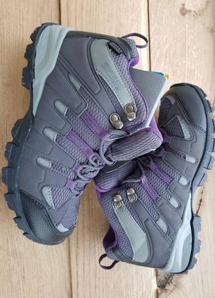Женские зимние ботинки с водонепроницаемой мембраной regatta
