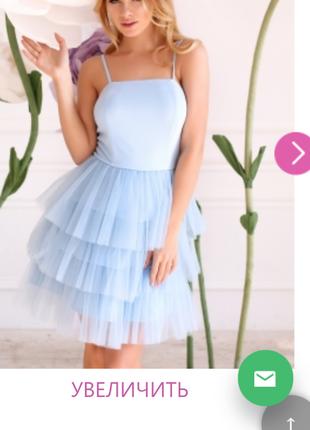 Коктельное платье candy
