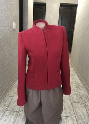 Жакет пальто пиджак marks&spencer