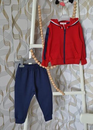 Спортивный костюм на мальчика 1 год